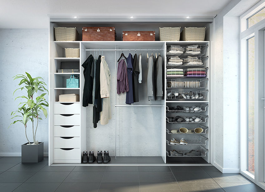 Nytt Så enkelt får du en praktisk garderobe | ABC Nyheter RQ-25