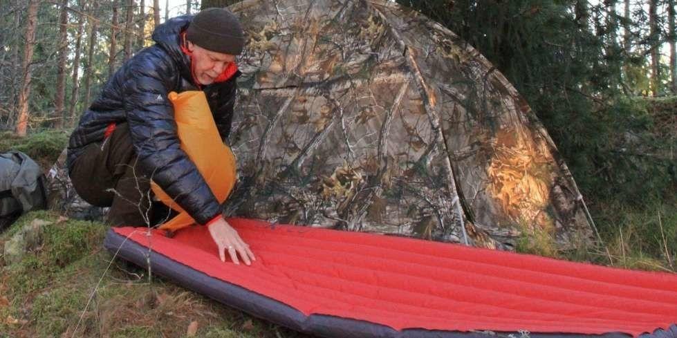 Fabelaktig Test av liggeunderlag: Nesten som senga hjemme! | ABC Nyheter CZ-25