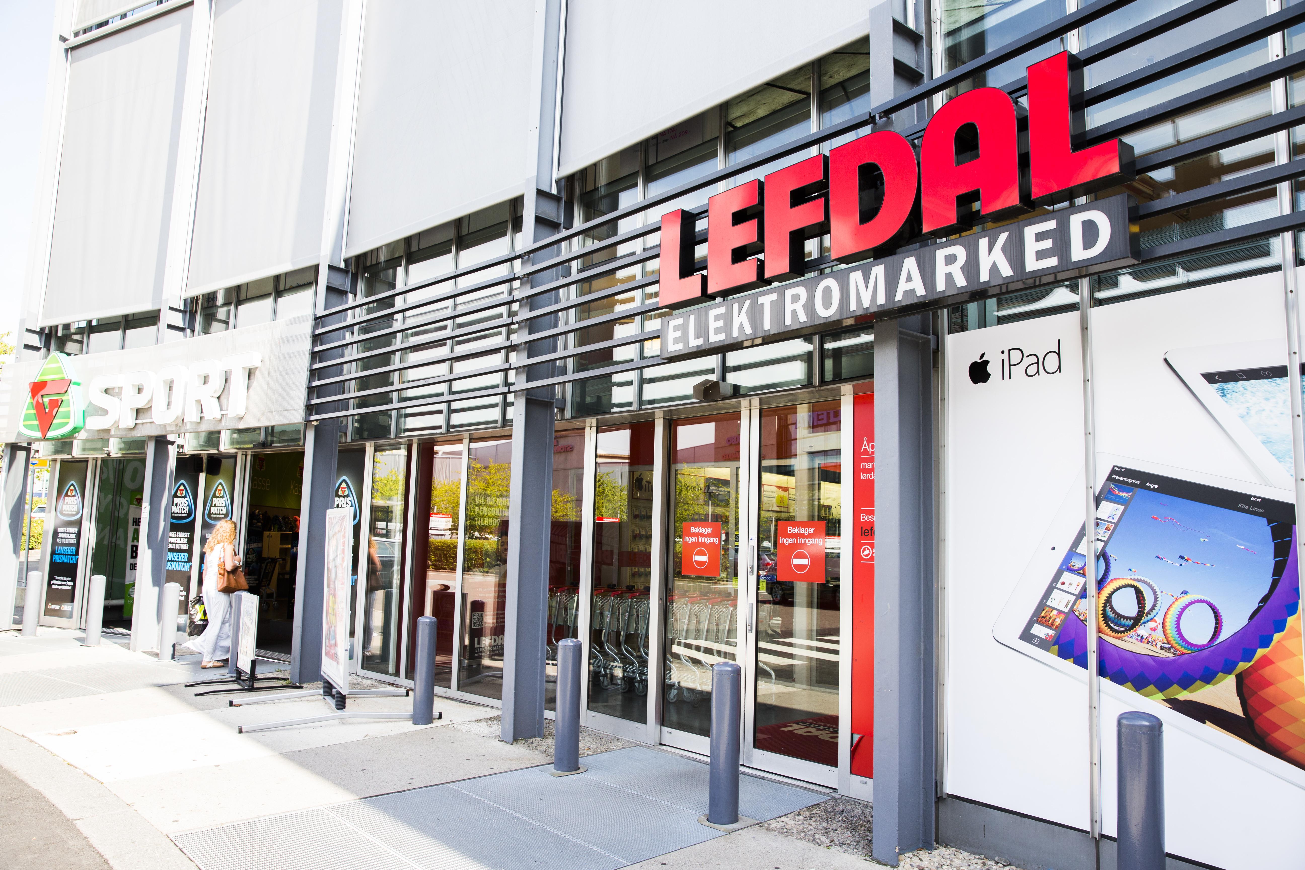Utestående Lefdal legges ned – alle butikkene blir Elkjøp | ABC Nyheter DG-41